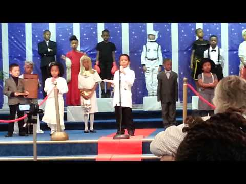 Omni International School Black History Program