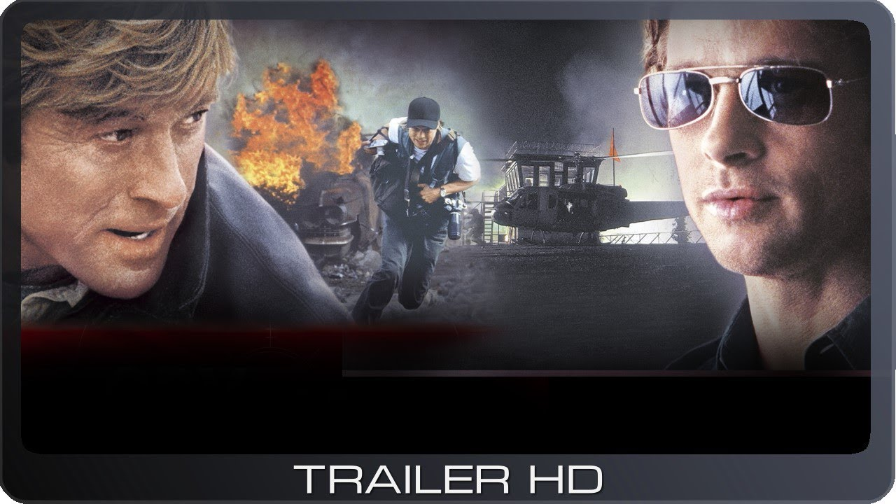 Spy Game ≣ 2001 ≣ Trailer ≣ German | Deutsch