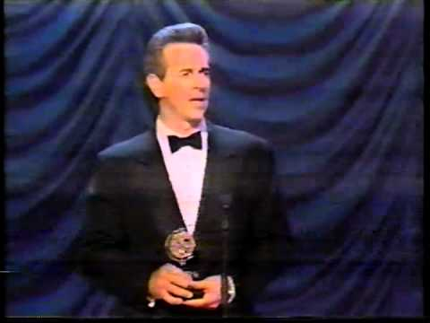 James Naughton wins 1997 Tony Award for Best Actor in a Musical