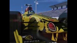 Formula 1 98  PSX Game Opening Movie