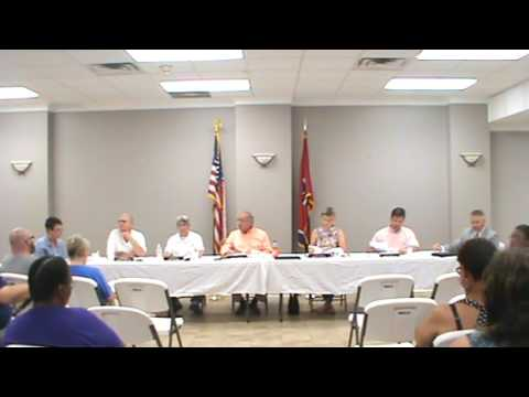 South Pittsburg citizens express discontent at commission meeting