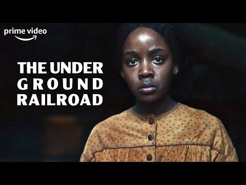 Underground Railroad | Offizieller Trailer | Prime Video DE