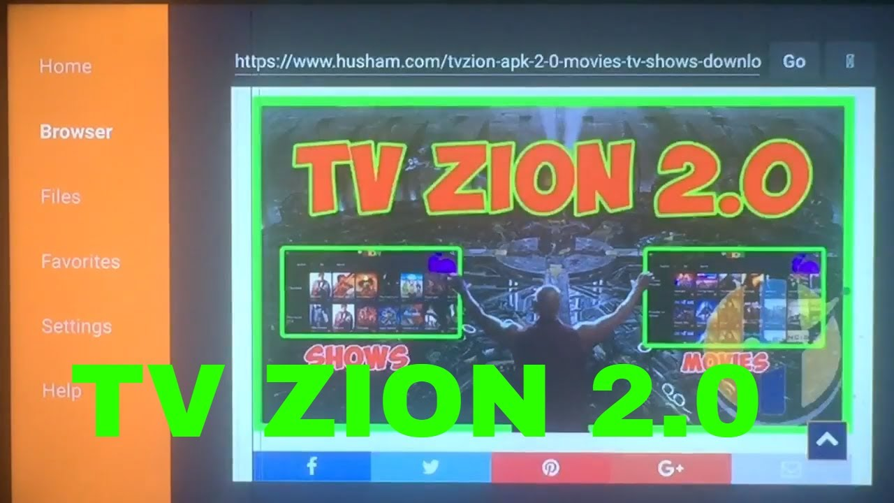Tvzion apk 2 0/ Terrarium tv / Movie Box Red