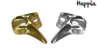 Венецианская маска «Дзанни» / Обзор