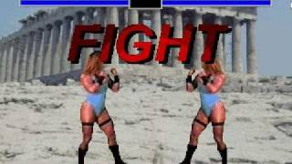 CatFight - gameplay (O_O)