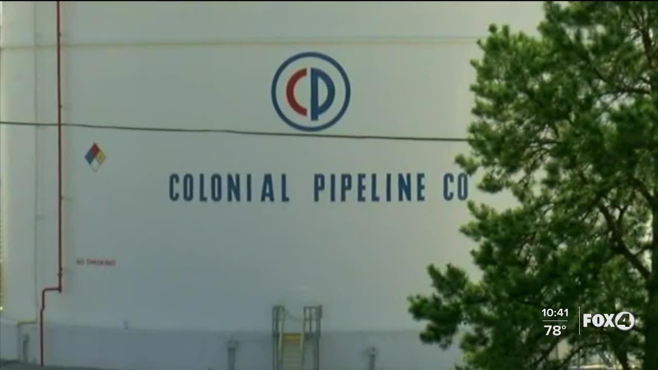 US Pipeline Hacked