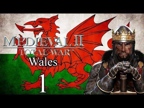 Angel Plays: Medieval II Total War Britannia - Wales Campaign (1)