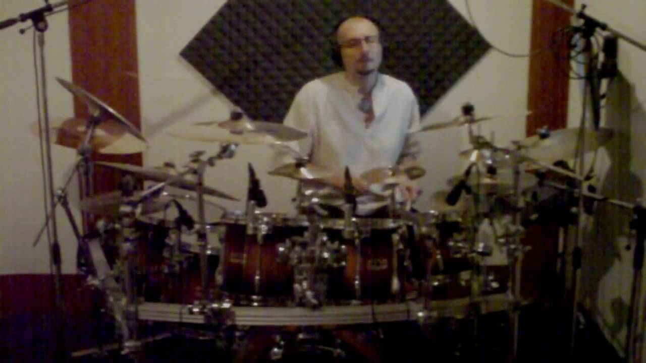 Steam - Peter Gabriel  Cover Drums by Bizio Guelpa