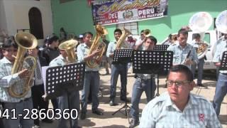 """BANDA SHOW ESPECTACULO """"SONORA MUSICAL PERU""""EN SANTA ANA DE TUSI 2015"""