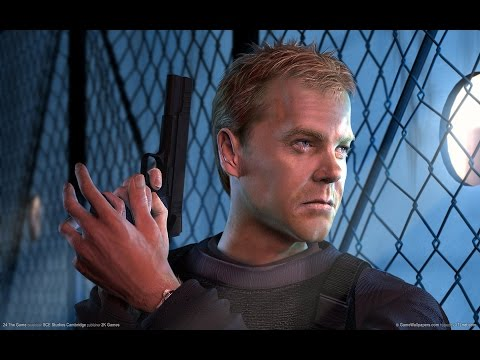 24 The Game Movie All Cutscenes Cinematic