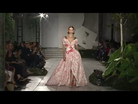 Spring 2018 Fashion Show | Carolina Herrera New York