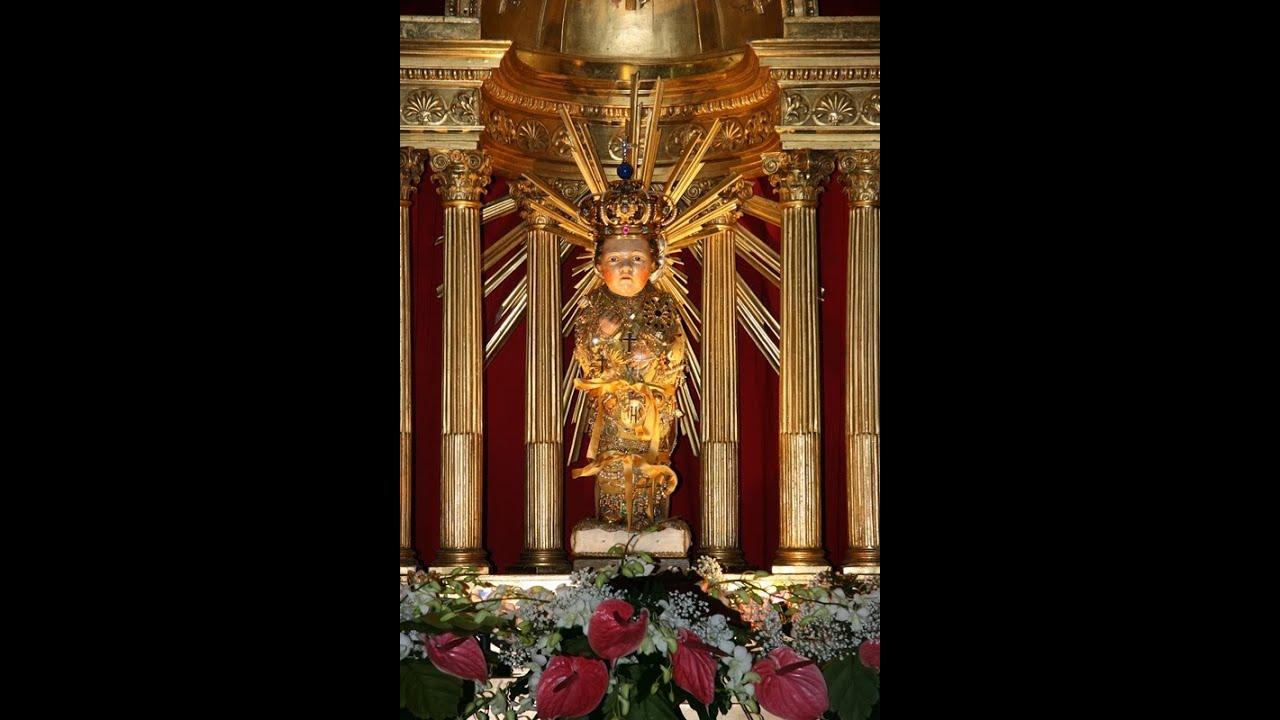 Roma Basilica S Maria In Aracoeli Interno Ges Bambino