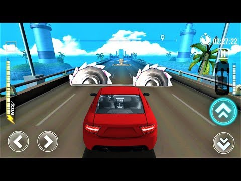 DEADLY RACE - Walkthrough Gameplay Part 5 - ALL CAR (Speed Car Bumps Challenge)
