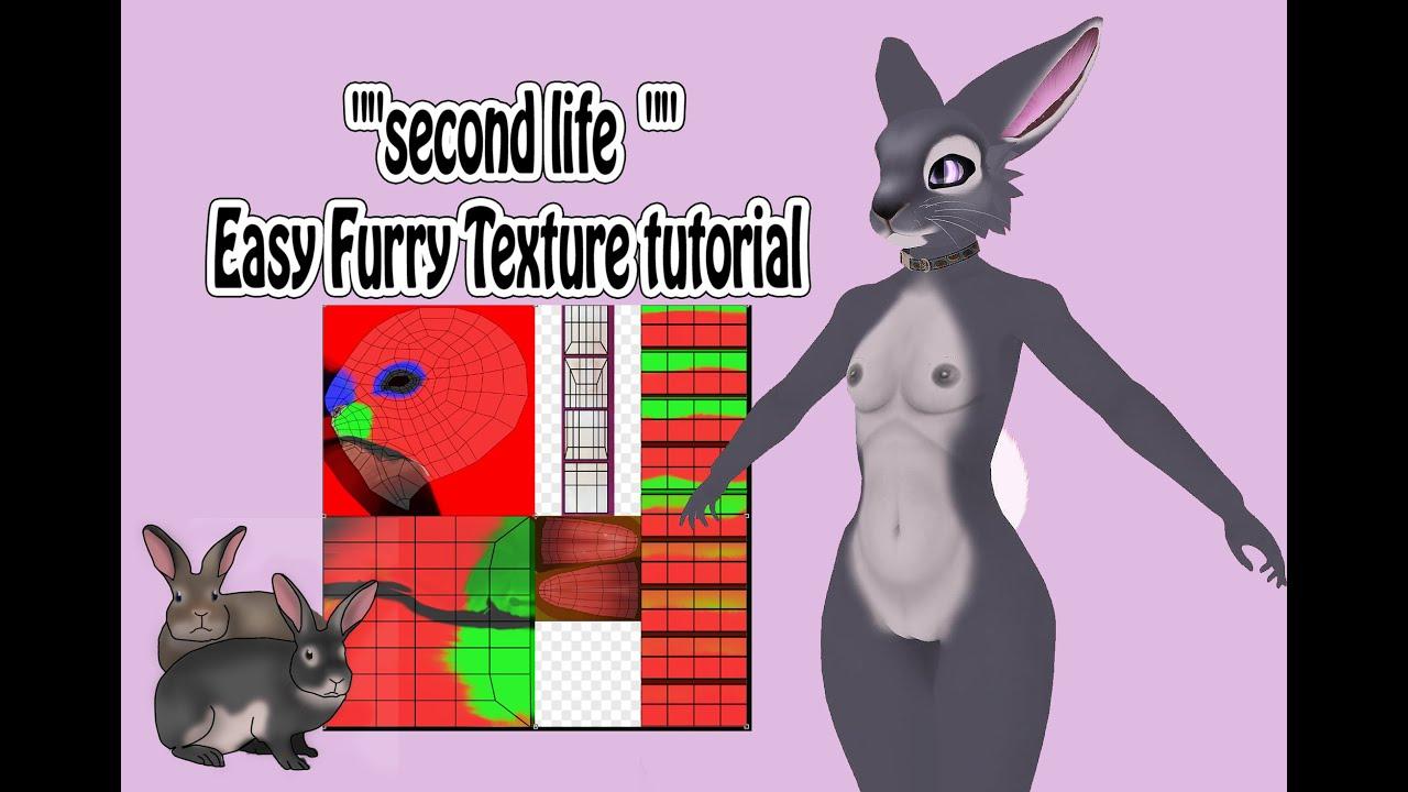 second life furry