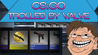 ★CS:GO★ | CASE OPENING - TROLLING VALVE/TROLLED BY VALVE