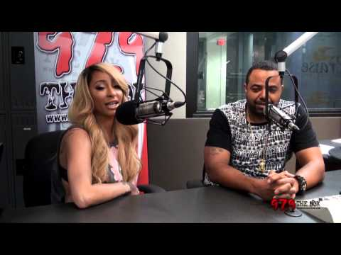 Hazel-E Talks Yung Berg & How LHH HollyWood Recruited Her
