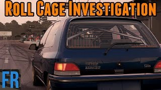 Forza Motorsport 7 - Roll Cage Investigation