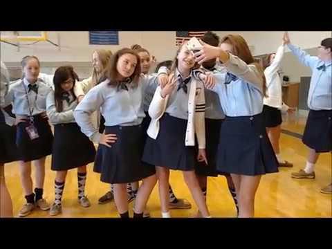 Junior Academy Mannequin Challenge