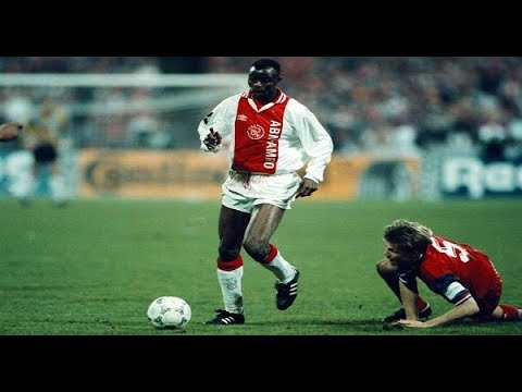 Finidi George   Skills, Goals, Assists -- Ajax