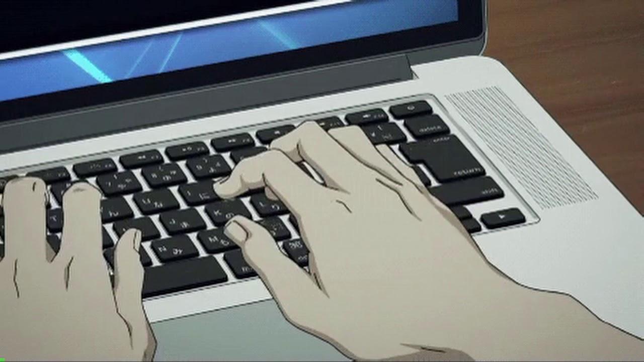 Аниме гиф клавиатура