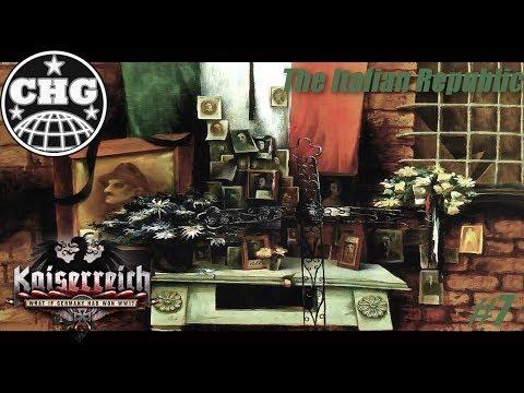 HOI4: Kaiserreich - Italian Republic #7 - Blood For Tiles (F**k Huey Long)