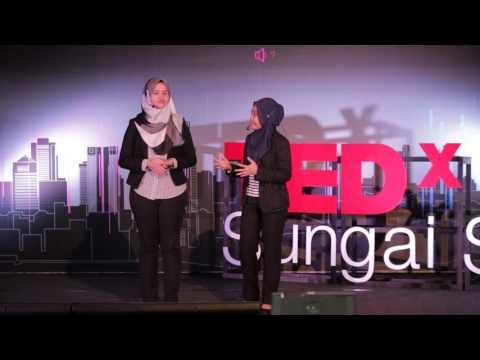 Chance for everyone | Robiahtul Sofia & Ayu Nerina | TEDxSungaiSegget