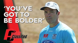 What Chris Scott needs to improve during lockdown - Footy Classified