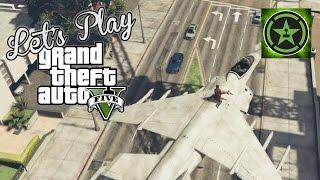 Let's Play: GTA V - Free Play Ill Gotten Gains