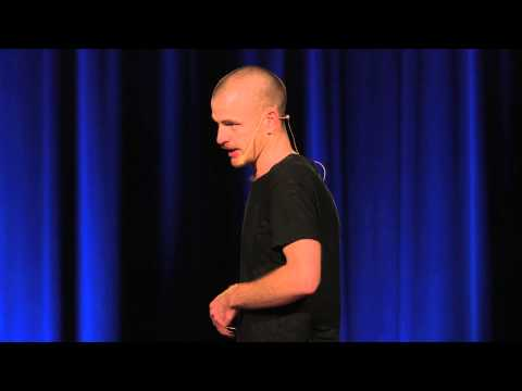 The beatboxer | Dave Crowe | TEDxGöteborg