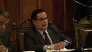 Exposición de Rodrigo Moraga, Presidente Consejo de Auditoría Interna de Gobierno (U. Mayor)