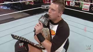 Raw:john cena i sin cara vs. The miz i alex riley