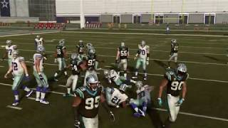 PROBLEM WRIGHT - FULL I FORM CLOSE SCHEME - {{ MADDEN 19 }} TOP HEAVY IN THE BUILDING
