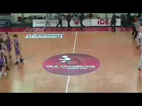 Crvena Zvezda : Playoff Ultra - MZRKL Adriatica Women Basketball League
