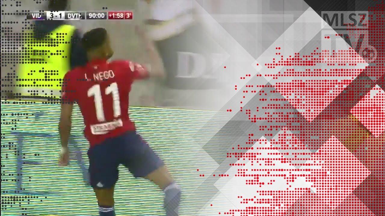Nego Loic gólja a Videoton FC - DVTK mérkőzésen - YouTube