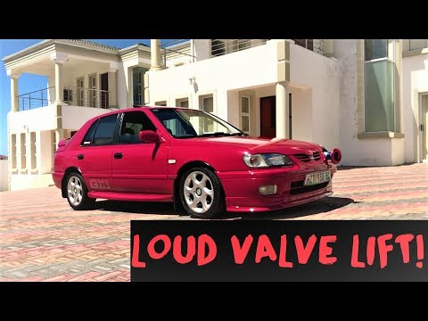 This Nissan Sabre VVL means business