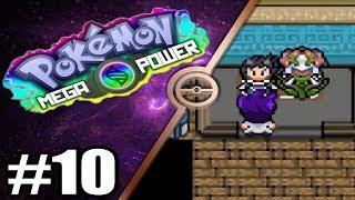GDZIE JEST TA LIDERKA? - Let's Play Pokemon Mega Power #10
