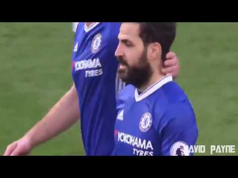 Cesc Fabregas Goal  Chelsea vs Arsenal 3 0 HD