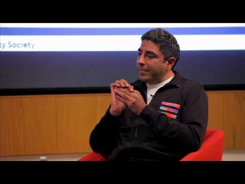 TechTalks@Cass - Full Interview With Shakil Khan: Behind The Scenes Of Spotify, Summly & CoinDesk.