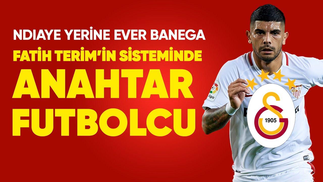 Galatasaray'ın Transfer Hedefi Ever Banega Kimdir?