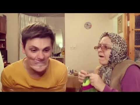 Бабушка и внук. Вайны Gan 13