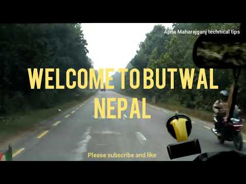 Prasi to butwal in nepal 2018