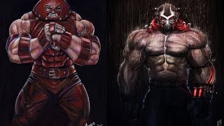 Legendary Clashes -Bane vs Juggernaut