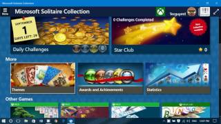 Tips and Tricks Microsoft solitaire collection is Available in Windows 10 and also Windows 8 1