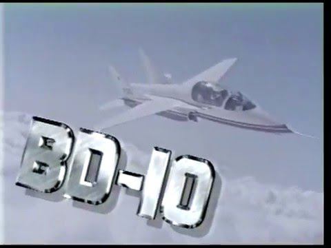 BD-10 Home built Jet Promotional Video