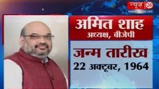 AMIT SHAH : Horoscope and Predictions in 2016