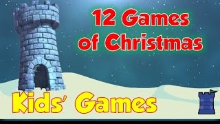 12 Games of Christmas - Kids' Games