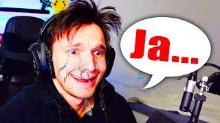 DU DARFST NUR JA SAGEN !! - Danny Jesden