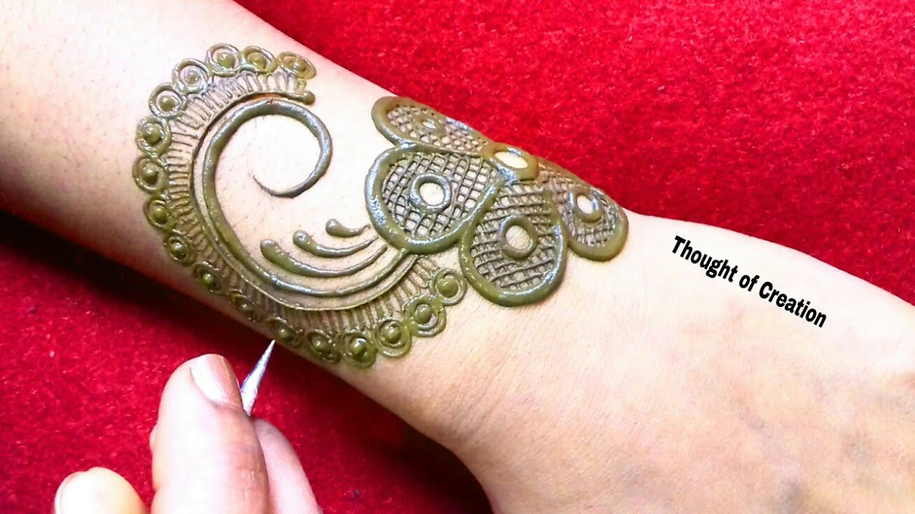 stylish mehndi mehndi design photos 2019 new