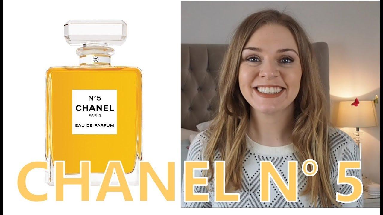 Chanel No 5 Perfume Review Soki London Youtube