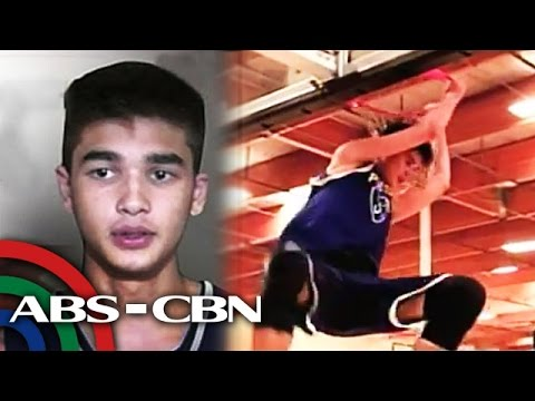 Kobe Paras tampok sa sikat na US sports website